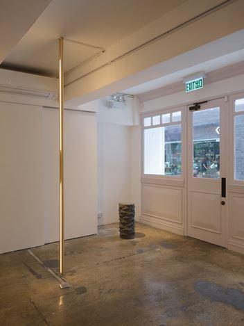 Exhibition view: Michael Anastassiades, Silver Tongued, SHOP Taka Ishii Gallery, Hong Kong (29 March–30 June, 2019). Courtesy Taka Ishii Gallery. Photo: KITMIN LEE.
