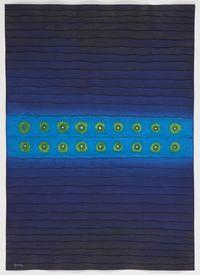 Agamas III by Sohan Qadri contemporary artwork works on paper