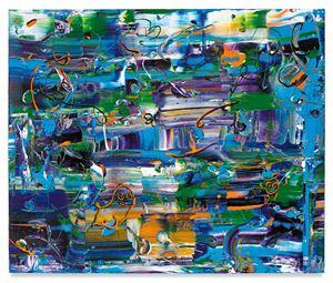 Super Scoop by Michael Reafsnyder contemporary artwork