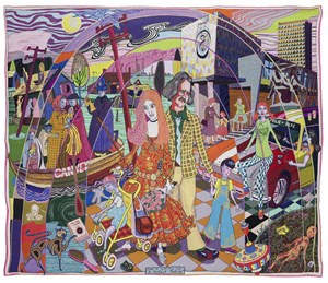 A Perfect Match by Grayson Perry contemporary artwork