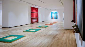 Contemporary art exhibition, Chen Zihao, 2.5D at Tang Contemporary Art, Bangkok, Thailand