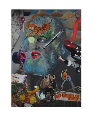 Subconscious Land # 2 by Umibaizurah Mahir Ismail contemporary artwork