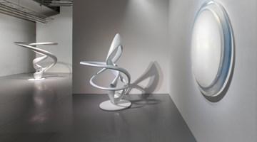 Contemporary art exhibition, Mariko Mori, Cycloid at SCAI The Bathhouse, Tokyo