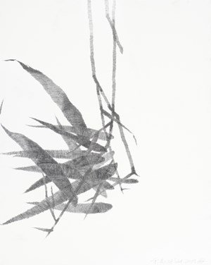 Painting Slowness (Malerei der Langsamkeit) 38 Hours by Shan Fan contemporary artwork