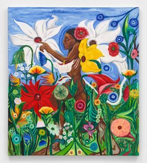 For BIHA by Daniel Gibson contemporary artwork
