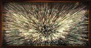 Constellations by Iván Navarro contemporary artwork