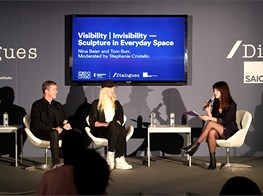 /Dialogues: Visibility | Invisibility — Sculpture in Everyday Space