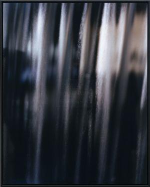 Huka Falls (Described by Steve Delaney) by Conor Clarke contemporary artwork