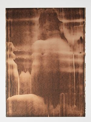 Mass - untitled #08 by Leigh Martin contemporary artwork
