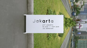 Contemporary art exhibition, Art Jakarta 2019 at Gajah Gallery, Singapore