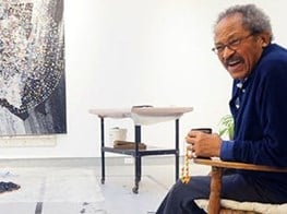The art and wisdom of Jack Whitten
