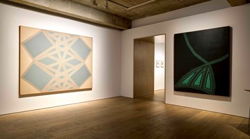 Contemporary art exhibition, Tess Jaray, Tess Jaray at Karsten Schubert, London