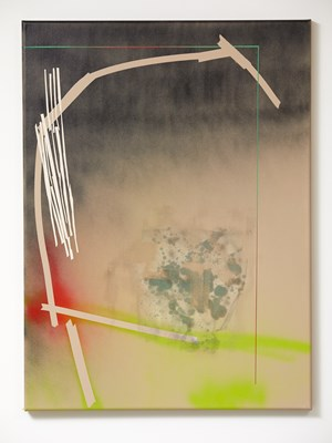 Scores to Settle by Tira Walsh contemporary artwork