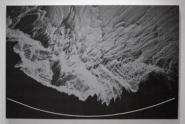 Ultrasound #8 by Genevieve Chua contemporary artwork