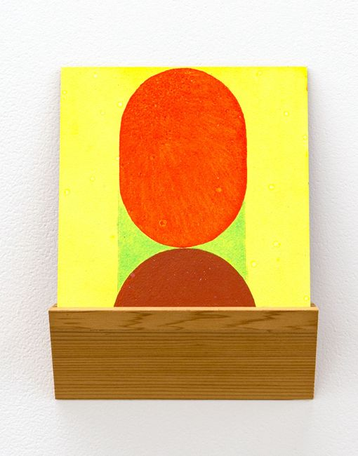 Naples by Denys Watkins contemporary artwork