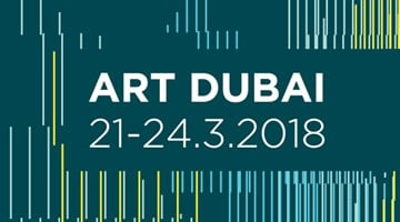 Contemporary art exhibition, Art Dubai 2018 at Zilberman Gallery, Istanbul