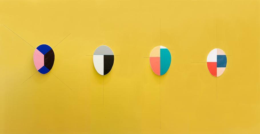 Exhibition view: Alexandre Arrechea,Superícies em conflito, Galeria Nara Roesler, Rio de Janeiro(11 June–31 August 2019). Courtesy Galeria Nara Roesler. Photo: © Pat Kilgore.