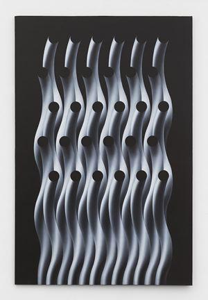 Modulation TC 210 by Julio Le Parc contemporary artwork