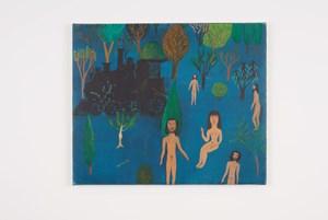 Locomotora (L'Amour Fou) by Cecilia Vicuña contemporary artwork