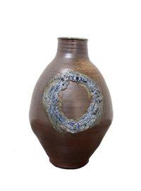 Terrain Jar by Jon Pettyjohn contemporary artwork ceramics