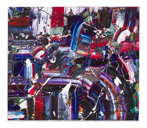 Mix Master by Michael Reafsnyder contemporary artwork
