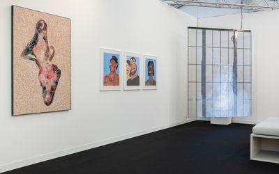 Pilar Corrias,Frieze London (3–6 October 2019). Courtesy Pilar Corrias.