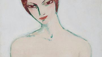 Contemporary art exhibition, Women Unveiled at Bailly Gallery, Online Only, Paris