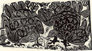 Birds' Twitter by Chu Wei-Bor contemporary artwork