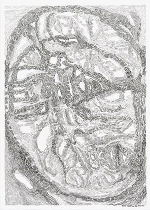 Partitur No. 52 by Dieter Appelt contemporary artwork