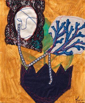 Mother Plant by Marina Cruz contemporary artwork