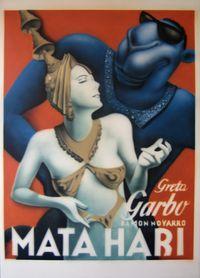 Mata Hari by Zhou Tiehai contemporary artwork painting