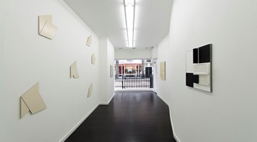 Contemporary art exhibition, Hartmut Böhm, Works with Grid - Works without Grid at Bartha Contemporary, Margaret St, London