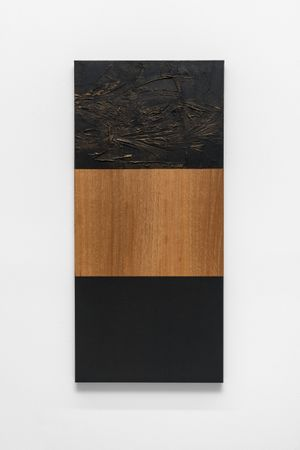 Floor, Wall, Ceiling (Return I) by John Henderson contemporary artwork painting, works on paper, sculpture
