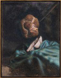 The Argon Welder XII by Pietro Roccasalva contemporary artwork painting