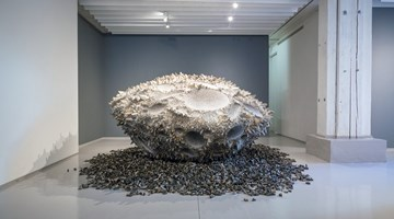 Contemporary art exhibition, Chun Kwang Young, Aggregation at Sundaram Tagore Gallery, Chelsea, New York