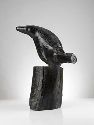 Bird by Wang Keping contemporary artwork