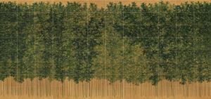 Luxuriant Greenery by Koon Wai Bong contemporary artwork