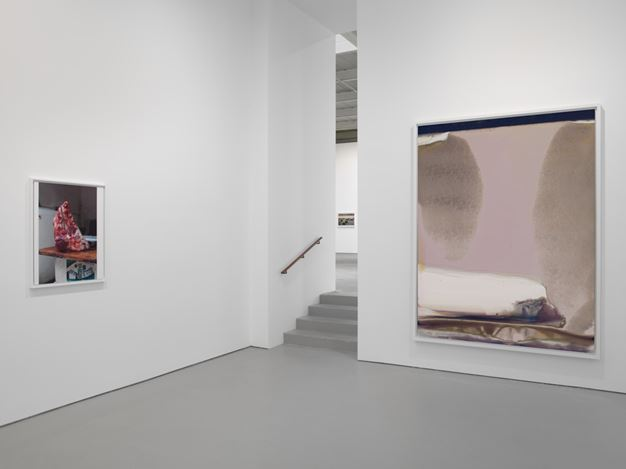 Exhibition view: Wolfgang Tillmans, How likely is it that only I am right in this matter?, David Zwirner, 19th Street, New York (13 September–27 October 2018). Courtesy David Zwirner.