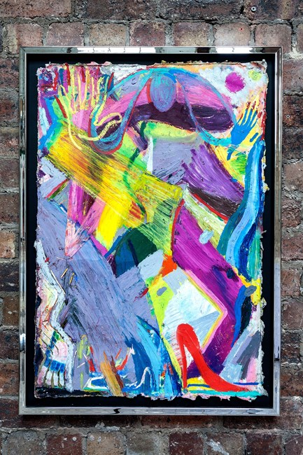 MAYA by Spencer Sweeney contemporary artwork