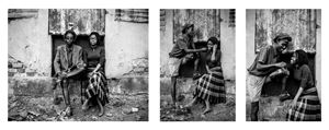Pele Magareng Morago (Before During After) 7 by Manyatsa Monyamane contemporary artwork