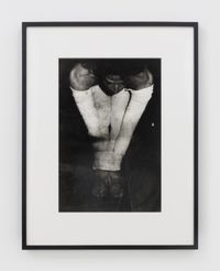 Untitled (Performance with surgical bandage) #18 by Ivens Machado contemporary artwork photography