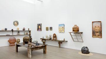 Contemporary art exhibition, Otani Workshop, Narubekunaranare Narazarumonarubekenya Narareccho (Be if you can, even if you don't have to be, let it be) at Perrotin, New York