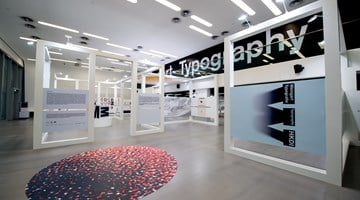Contemporary art exhibition, GROUP EXHIBITION, Weingart Typography at HKDI Gallery, Hong Kong