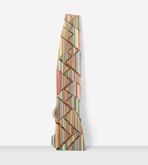 The Line Where an Object Begins and Ends by Jason Middlebrook contemporary artwork