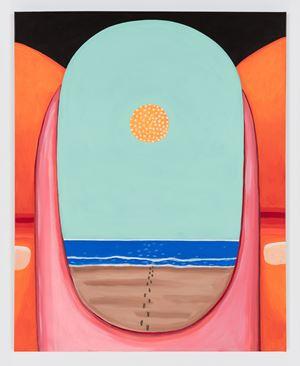 The Long Goodbye by Brian Calvin contemporary artwork