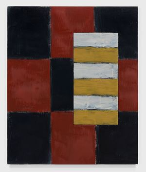 ANGUILLA by Sean Scully contemporary artwork
