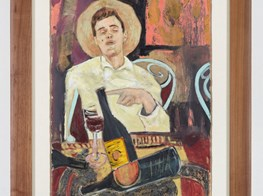 Hernan Bas on painting aristocratic, queer life in 1920s London
