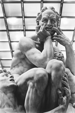 Ugolino by Louise Lawler contemporary artwork