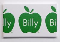 Billy Apple Frieze (Green) by Billy Apple contemporary artwork painting