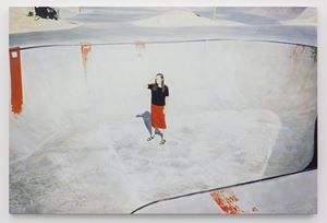 Daytime by Wang Qiang contemporary artwork